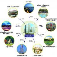 Chính chủ bán 250m2 sàn thương mại CT36 Xuân La, Tây Hồ, nội thất hoàn hảo