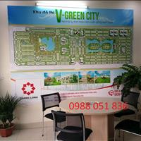 Cơ hội đầu tư và định cư không thể bỏ lỡ, khu đô thị V-Green City Phố Nối