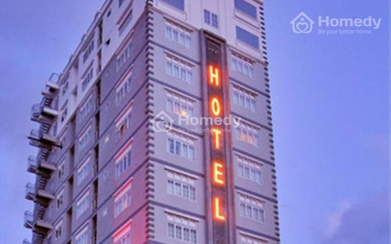 Bán khách sạn lô đôi cao cấp biển Nguyễn Tất Thành, liên hệ ngay