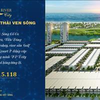 Cần tiền bán nhanh lô đất mặt tiền đường lớn view sông bên FPT City Đà Nẵng