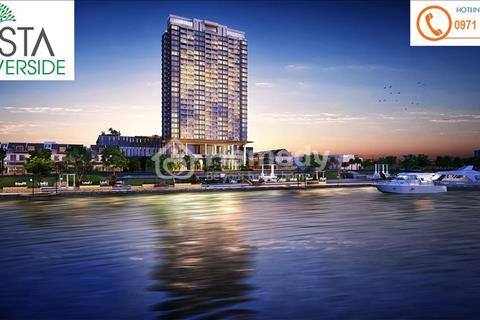 Căn hộ Vista Riverside Hà Huy Giáp - quận 12, căn hộ xanh mát bên sông