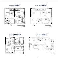 Căn hộ Sky Garden mặt tiền Bến Vân Đồn 110m2, tầng cao view Bitexco, thanh toán 50% nhận nhà ngay
