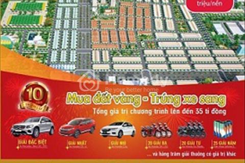 Bán đất mặt tiền đường Bắc Sơn, Long Thành đường 60m tại Tam Phước, Biên Hòa