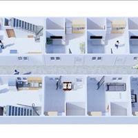 Bán nhà và dãy trọ mặt phố tại dự án khu đô thị và dịch vụ Bàu Bàng, Bình Dương