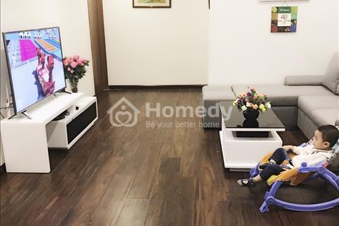 Cho thuê căn hộ Discovery 302 Cầu Giấy 100m2, 3 phòng ngủ, full đồ