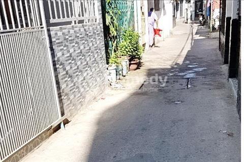 Cần tiền bán nhà mới 1 lầu hẻm xe hơi 457/26 Huỳnh Tấn Phát, Tân Thuận Đông, Quận 7