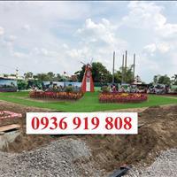 Mở bán đất nền sổ đỏ riêng mặt tiền đường tỉnh lộ 10 Long An giá từ 616 triệu/nền, gần KCN Tân Đức