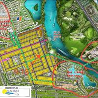 Chính chủ bán nhanh lô đất mặt tiền đường 17,5m giáp với khu đô thị FPT, sổ đỏ trao tay