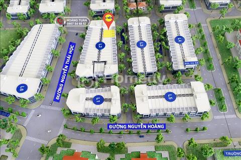 Đất nền dự án Golden City An Giang - sau lưng đường Nguyễn Thái Học - giá ưu đãi - sinh lời cao