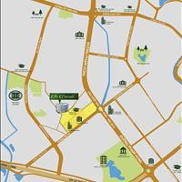 Căn hộ 4 phòng ngủ, 141,6m2, căn hộ đẳng cấp tại trung tâm nội khu The Manor CT8, chỉ 4 tỷ