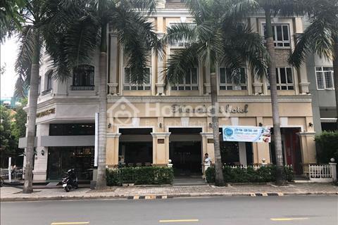 Cho thuê khách sạn mặt tiền đường Phạm Thái Bường, phường Phú Mỹ, Quận 7