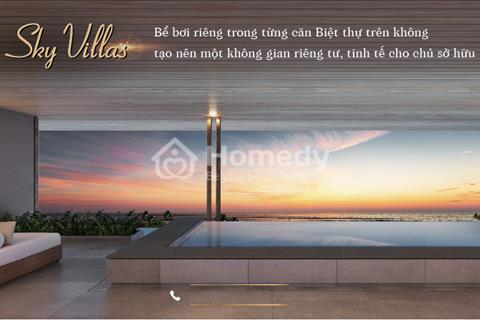 Sky Villa 6 sao Phú Quốc, nghỉ dưỡng thời thượng, chạm tới chân trời