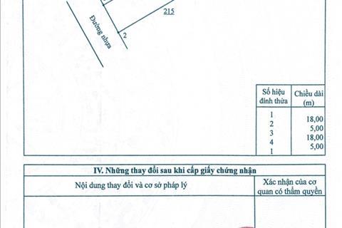 Đất khu nhà ở Phước Thái 90m2 thổ cư chính chủ ngay quốc lộ 51