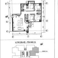 Hàng tồn Vinaconex 7 - 136 Hồ Tùng Mậu, 4 phòng ngủ, hợp đồng mua bán ký trực tiếp chủ đầu tư