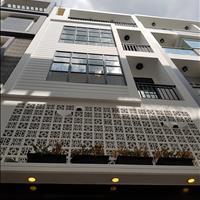 Bán nhà Trần Nhân Tôn, quận 10, vị trí đắc địa, hẻm xe tăng 84m2, 4 lầu