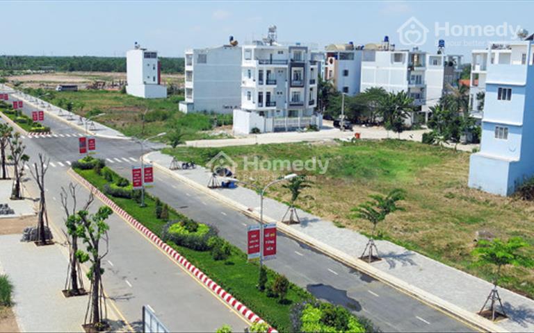 Đất Bình Chánh giá rẻ từ chủ đầu tư chỉ 800 triệu ngay trên đường cao tốc Trung Ương, gần Aeon Mall