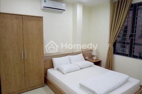 Cho thuê căn hộ dịch vụ cao cấp tại Cốm Vòng, Duy Tân, Cầu Giấy