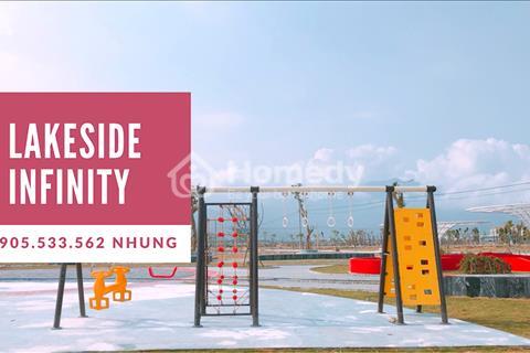 Bán nhanh nhà phố song lập Shophouse 3,5 tầng Lakeside Infinity  đối diện hồ Bàu Tràm