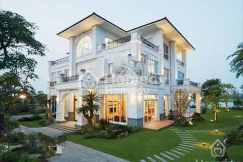 Cho thuê biệt thự 500m2 Hoa Phượng, Vinhomes Riverside, nội thất cao cấp, 700 triệu/tháng