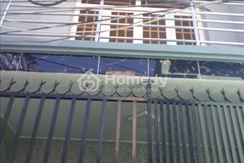 Bán nhà hẻm xe hơi Huỳnh Tấn Phát, Nhà Bè, 4x8m, 1 trệt, 2 lầu, giá 1,6 tỷ