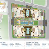 Bán căn hộ 1 phòng ngủ view Phú Mỹ Hưng  thuộc dự án Q7 Saigon Riverside Complex S1.13 tầng 25