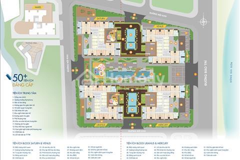 Sang nhượng căn hộ U2-10 tầng 09 block C thuộc dự án Q7 Saigon Riverside Complex giá giai đoạn 1