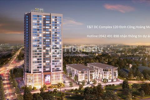 Bất ngờ ra mắt dự án T&T 120 Định Công dành cho vợ chồng thu nhập chỉ 15 triệu đồng