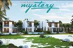Phối cảnh khu biệt thự thuộc dự án Cam Ranh Mystery Villas.