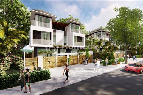 Biệt thự VIP ven sông Nha Trang River Park do Đất Xanh Nha Trang phân phối độc quyền