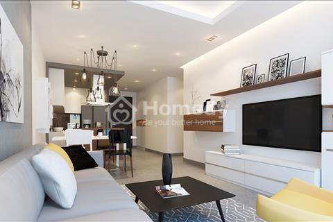 Cho thuê căn hộ Galaxy 9, 60m2, 2 phòng ngủ 1 wc, đầy đủ nội thất, giá 15 triệu/tháng