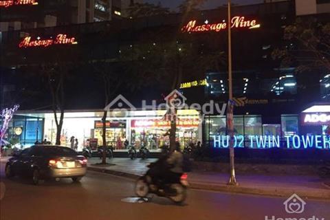 Bán 3 gian trung tâm thương mại tòa B1 - B2 Tây Nam Linh Đàm