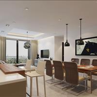 Bán căn hộ Galaxy 9, 3 phòng ngủ, 3 WC, 122m2, hoàn thiện cơ bản, giá bán 5,2 tỷ