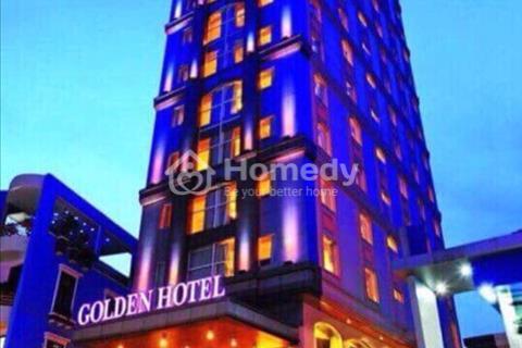 Bán gấp khách sạn 4 sao Golden Central, Lý Tự Trọng, quận 1, nở hậu