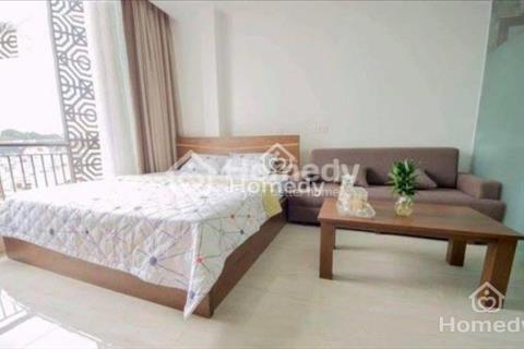 Chung cư mini 8 tầng ở Nguyễn Khang cho thuê giá từ 1,2 - 3 triệu/tháng, đủ đồ
