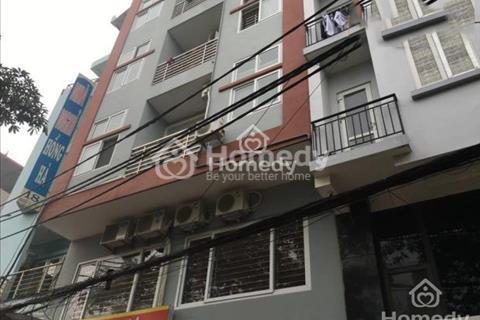 Cho thuê chung cư mini có thang máy số 16, ngõ 1, Phạm Văn Đồng, ngay chân cầu Mai Dịch