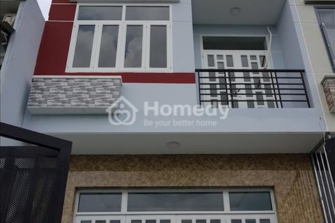 Nhà mới, sổ hồng riêng, 5,2x15m, 2 lầu, 4 phòng ngủ, 3 WC, Nguyễn Bình, Nhà Bè, giá 3,20 tỷ
