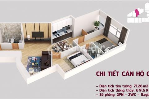 Chỉ từ 1,2 tỷ sở hữu căn hộ đẹp nhất Hà Đông, tiện nghi bậc nhất Hà Nội