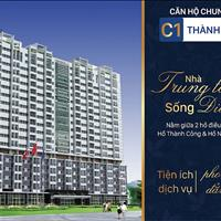 Cần bán gấp căn chung cư 62m2 tại quận Ba Đình