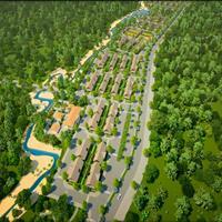 Đất mặt tiền làng biệt thự suối nước nóng Bình Châu, chạy dọc quốc lộ 55