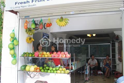 Sang nhượng cửa hàng tại phố Nguyễn Khắc Cần, diện tích 25m2, mặt tiền 4,5m