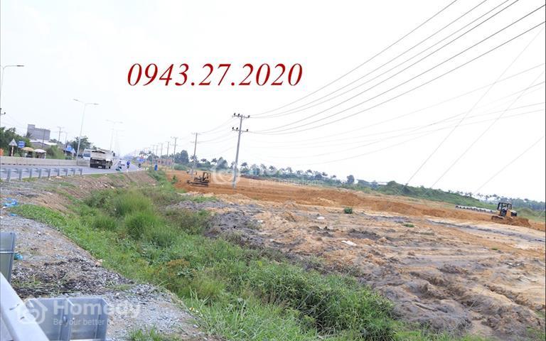 Đất xây nhà trọ, kinh doanh buôn bán thuận lợi ngay khu công nghiệp Phú An Thạnh