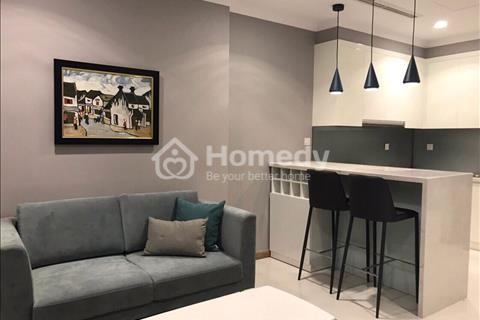 Căn hộ Vinhomes 1 phòng ngủ mới full nội thất cao cấp, cho thuê 15 triệu/tháng