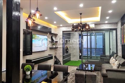 Cho thuê chung cư Eurowindow, 27 Trần Duy Hưng, 15 triệu/tháng, full đồ đẹp - đồng bộ