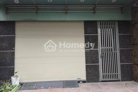 Cho thuê nhà Nguyễn Hoàng - Mỹ Đình, 45m2, 8 tầng, thang máy, sàn thông