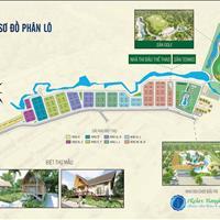 30 nền đất mặt tiền Hồ Tràm sổ riêng cơ sở hạ tầng hoàn thiện nằm trong lòng biệt thự 5 sao