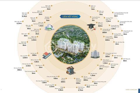 Tôi chọn chung cư Hà Nội Homeland gần Nguyễn Văn Cừ, Long Biên cách Hoàn Kiếm 5km, chỉ từ 1,1 tỷ