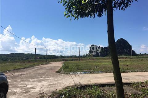 Chính chủ bán đất mặt đường to khu dân cư Tân Thành, Hoàng Tân, Quảng Yên