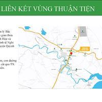 Sự kiện mở bán đất nền giá rẻ gần quốc lộ 1A Hoàng Mai, Quỳnh Lưu