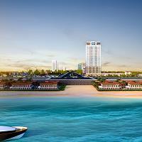 Skyvillas biệt thự view biển trên không tại Vũng Tàu