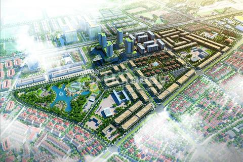 Bán Shophouse liền kề 72m2 dự án Nam 32, vay ngân hàng 80% - thị trấn Trạm Trôi
